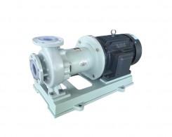 CQB-F型耐腐蚀氟塑料磁力泵