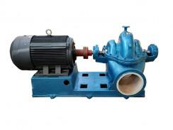 SHF型氟塑料双吸中开泵